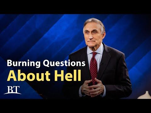 Burning Questions About Hell